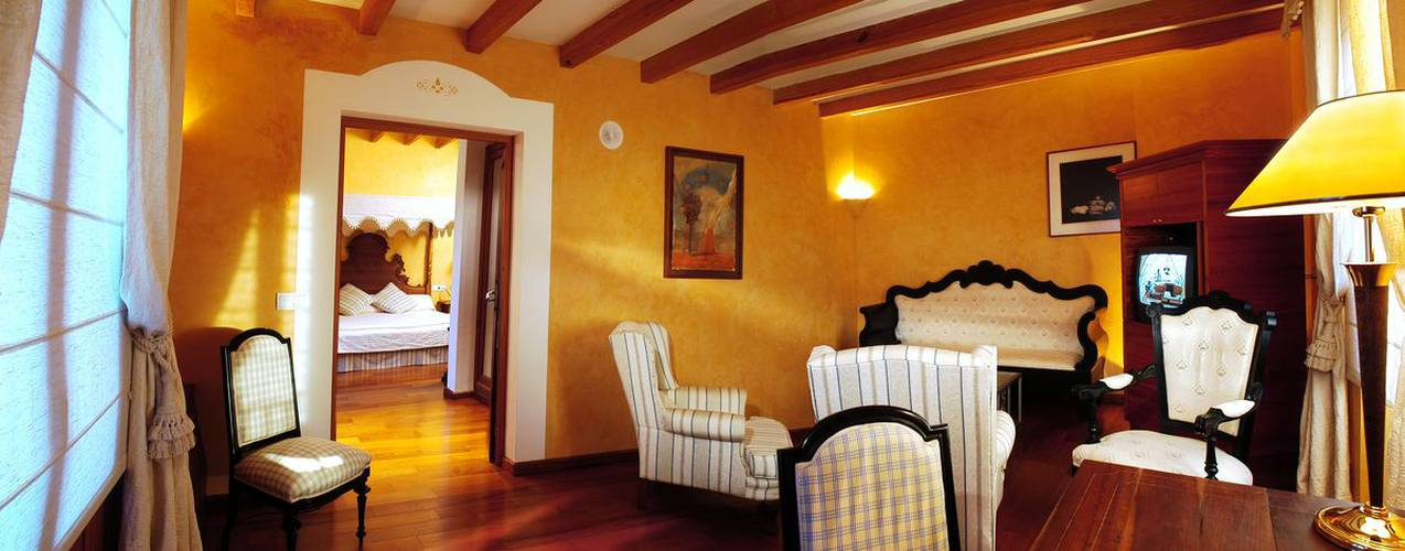 Suite hotel casal santa eulalia can picafort