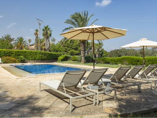 Swimming pools hotel casal santa eulalia can picafort